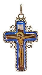 Medium Finift Cross